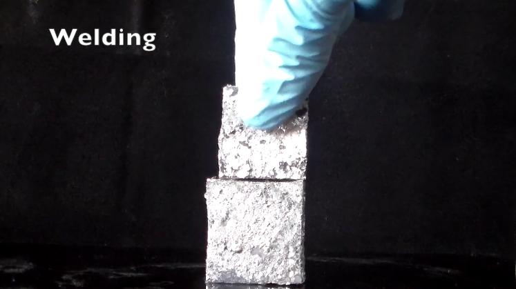 Morphing metal shapes future of soft robotics