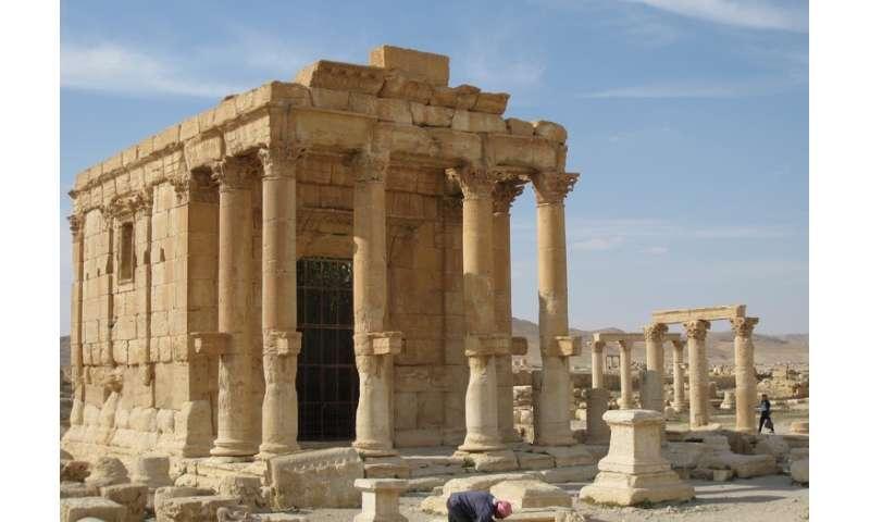 Should we 3D print a new Palmyra?