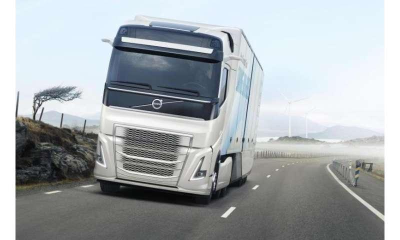 Volvo Trucks' new concept truck cuts fuel consumption by ...