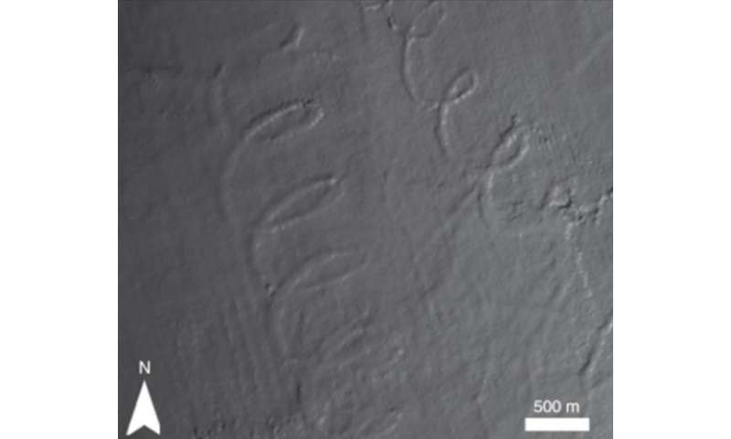 Discovery of ancient undersea spirals may improve understanding of climate change