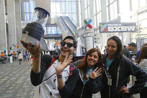 Virtual reality trips are everywhere at South by Southwest