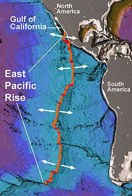 Activity on seafloor linked to icy ebb and flow on surface