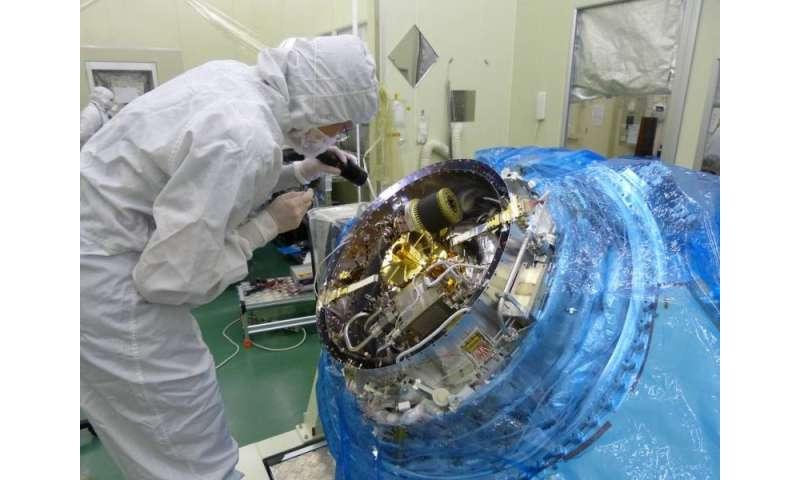 Advanced NASA-developed instrument flies on Japan's Hitomi