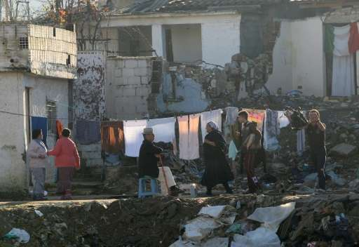 Albania is one of the poorest countries in Europe