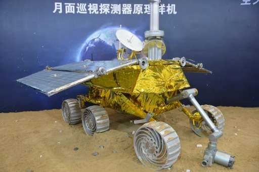 China shoots for first landing on dark side of the moon Amodelofalun