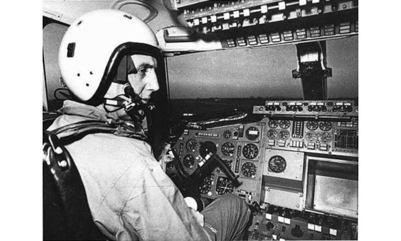 André Turcat—the test pilot who took Concorde supersonic