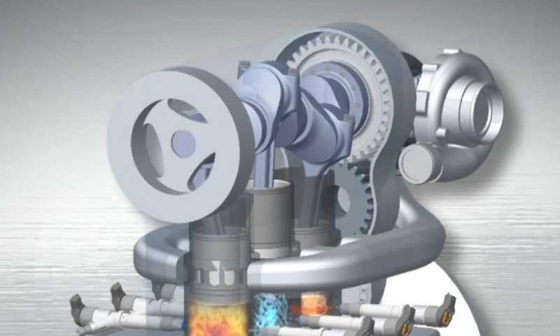 Argonne, Achates Power and Delphi Automotive to investigate new approach to engines