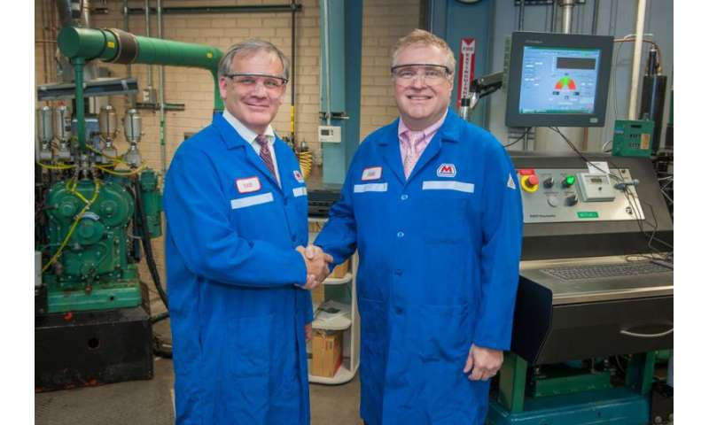 Argonne and Marathon join forces to optimize fuels and engines