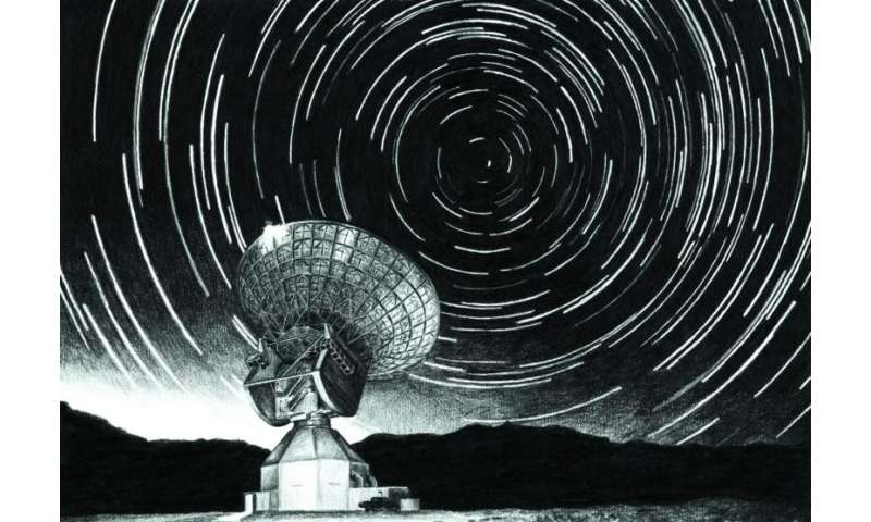 Artistic space odyssey to broadcast people's messages to the stars