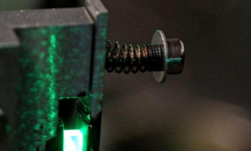 A sense for infrared light