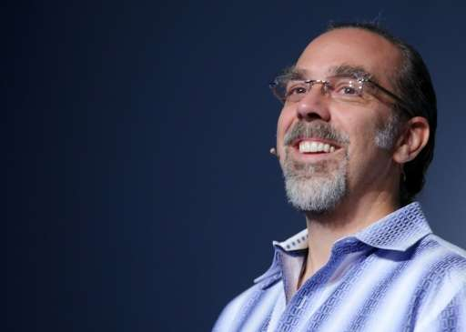 Astro Teller heads Alphabet's boundary-pushing X research team
