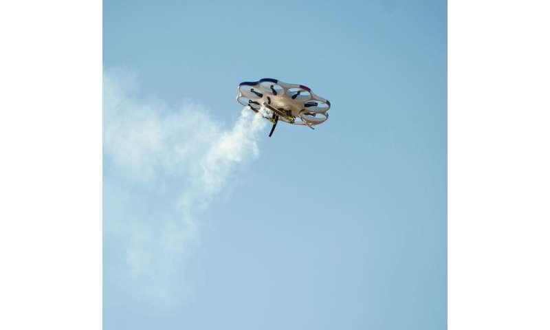 Autonomous cloud seeding aircraft successfully tested in Nevada