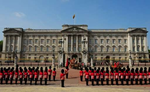 Buckingham Palace, the queen's primary residence, has opened its doors to Google for 360-degree photos of some of its richly-dec