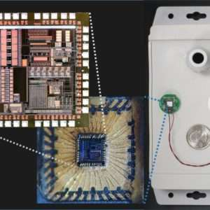 Embedded sensors create cloud-based health record for infrastructure through detection of strain events