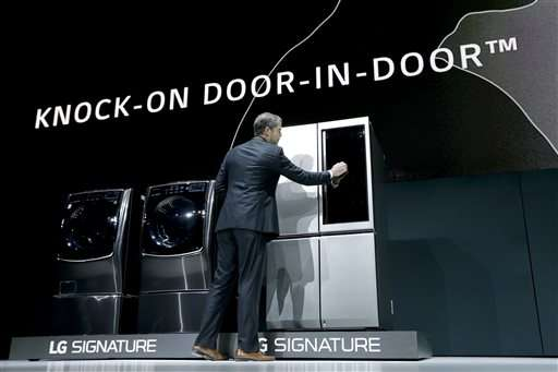 CES gadget show: Devices connect us from the crib to old age