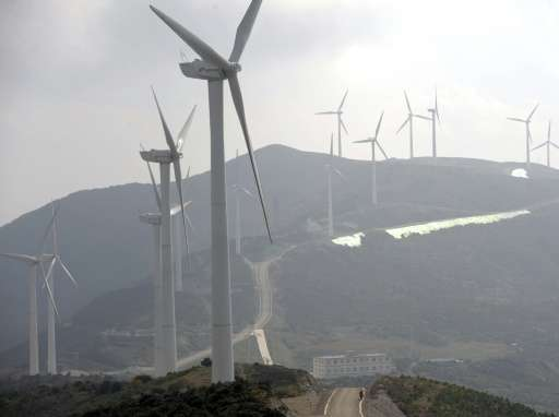 China made extensive use of the Clean Development Mechanism (CDM)—created under the Kyoto Protocol—to set up green projects such