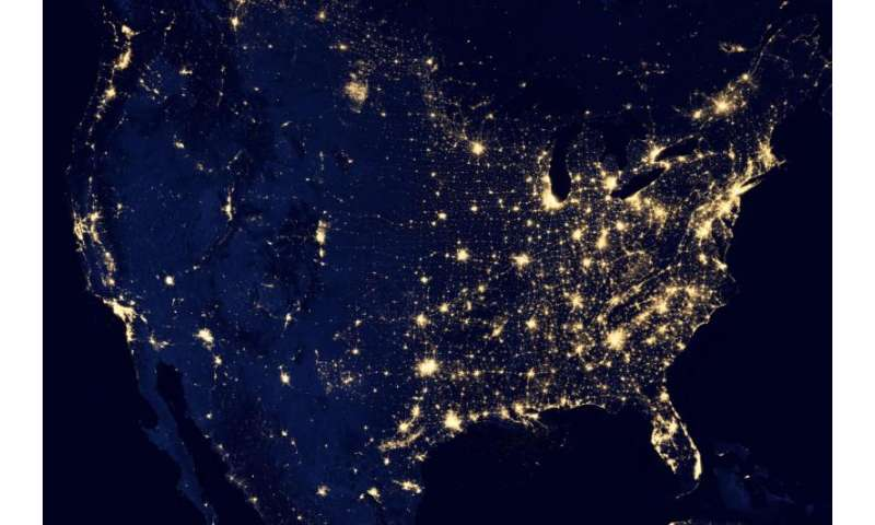 City lights, urban sprawl, and uncovering the future of ecology with Dr. Peter Groffman