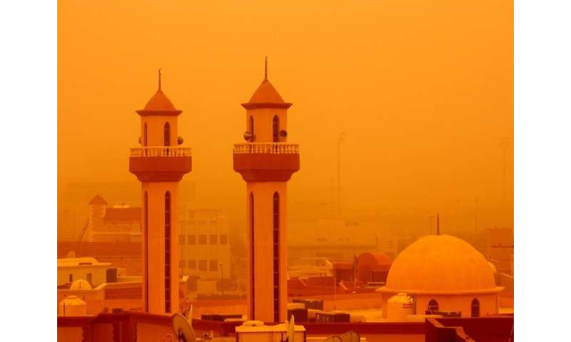 Climate-exodus expected in the Middle East and North Africa