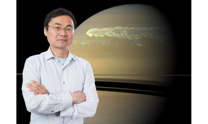 Climate of Jupiter and Saturn may yield clues to Earth's weather