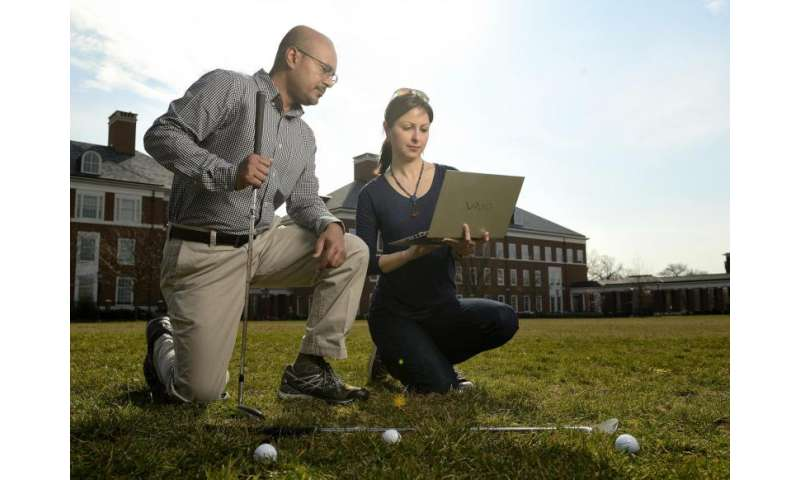 Computer simulations may help golfers tame the sport's 'scariest 155 yards'