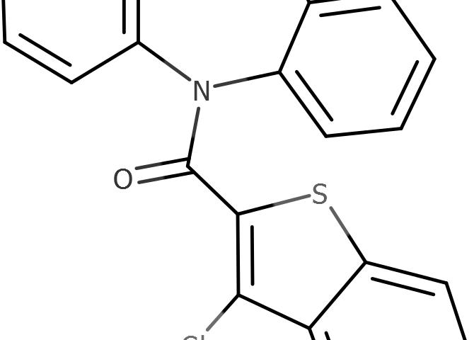 Dibenzazepine molecule