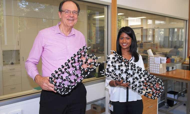 Egg unboiling machine cooks up carbon nanotube applications