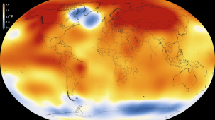 El Niño and global warming—what's the connection?