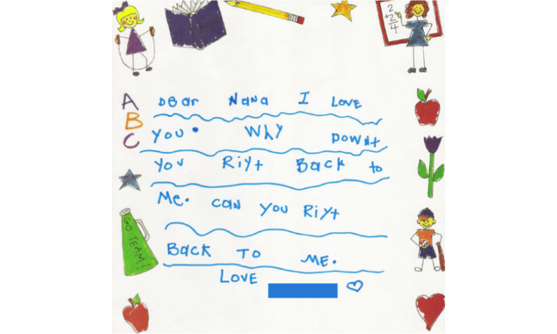 Exchanging handwritten letters strengthens children's literacy skills and family ties, new UTA study finds