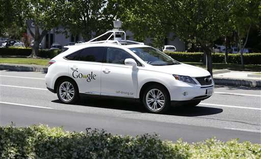 Experts caution self-driving cars aren't ready for roads