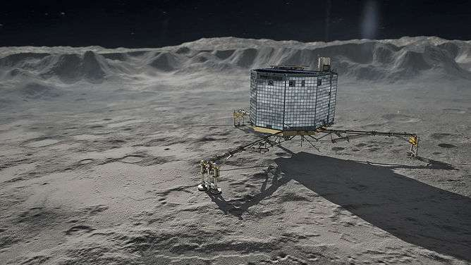Farewell to Philae?