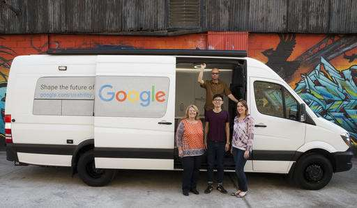 Google is hitting the road -- literally -- for user feedback