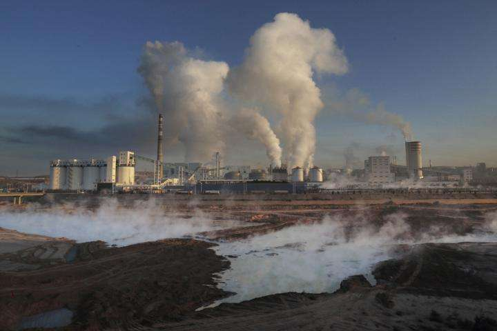 High-carbon coal products could derail China's clean energy efforts