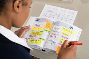 How scheduling takes the fun out of free time