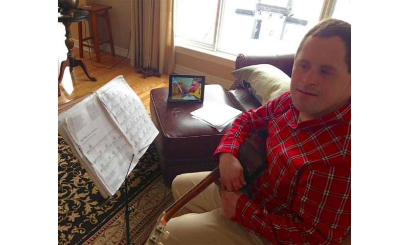 How tablets and YouTube can empower people with intellectual disabilities