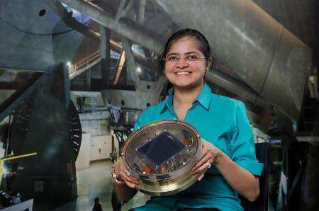 Hunting for ephemeral cosmic flashes— a conversation with astronomer Mansi Kasliwal