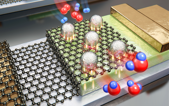 IBS team detects hot electrons in real time
