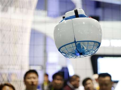 If you think drones are a passing fad, better think again