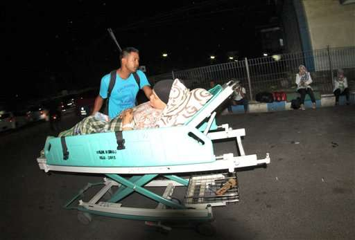 Indonesia lifts tsunami warning issued after powerful quake