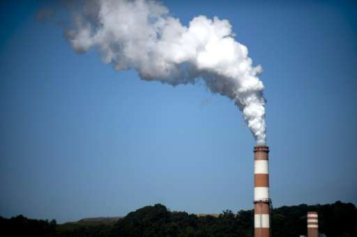 In his first public reaction after the top US court put the brakes on a sweeping plan to reduce emissions from coal-fueled power