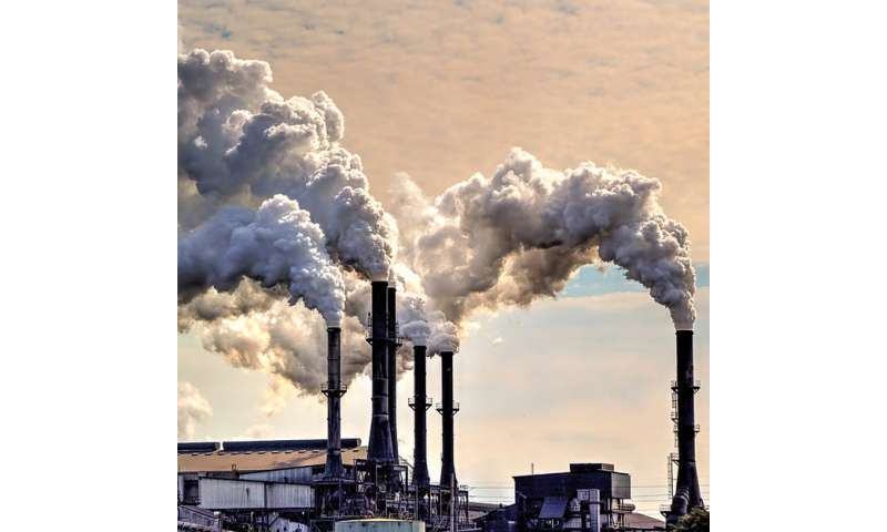 Manmade mercury emissions decline 30 percent from 1990-2010