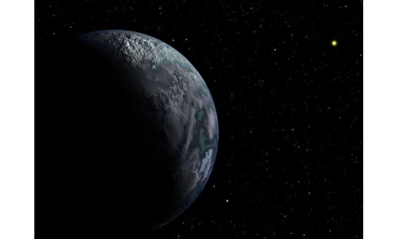 Massive planet gone rogue discovered