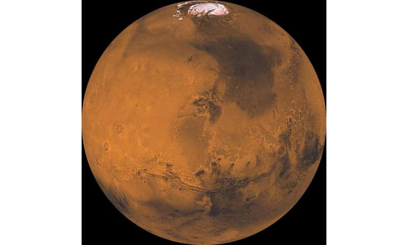 nasa satellites on mars - photo #8