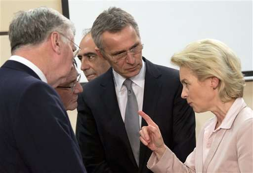 NATO, EU sign agreement on cyberdefense cooperation