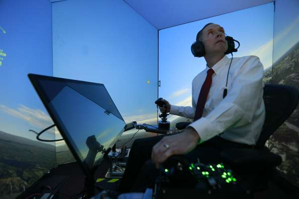 New artificial intelligence beats tactical experts in combat simulation
