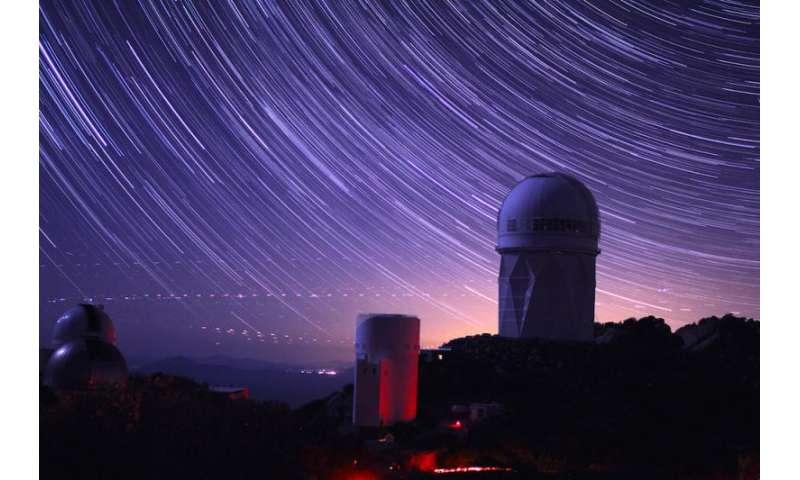 New galaxy-hunting sky camera sees redder better