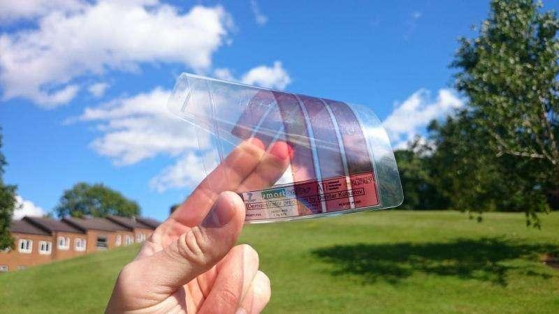 Une nouvelle recherche dévoile graphène «yeux antimites» à la puissance futures technologies intelligentes