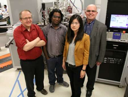 New thin film transistor may lead to flexible devices