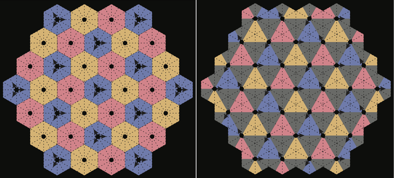 New type of animated crystal structure discovered