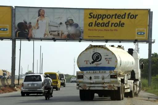Nigeria is MTN group's largest market with 62.8 mn subscribers