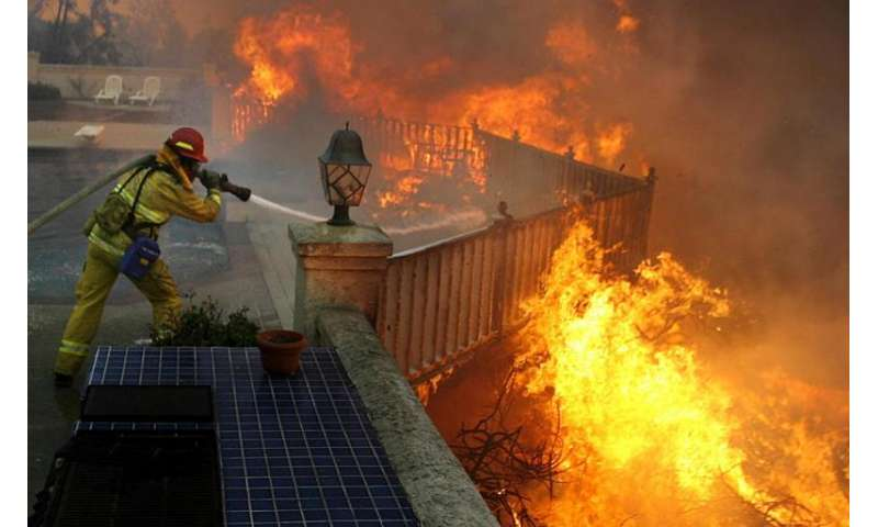 NIST, partners set research agenda for protecting firefighters from harm